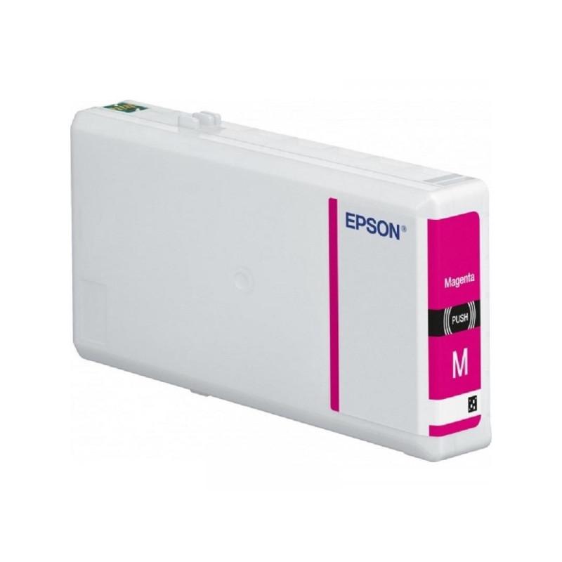 Картридж струйный Epson C13T79134010 пурпурный оригинальный
