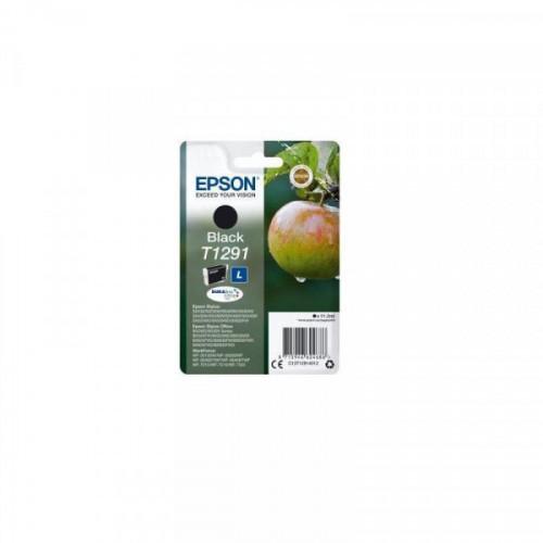 Картридж струйный Epson C13T12914012 черный для St SX420W/BX305F