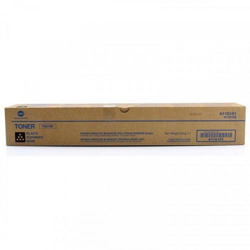 Тонер-картридж лазерный Konica Minolta TN-216K черный оригинальный