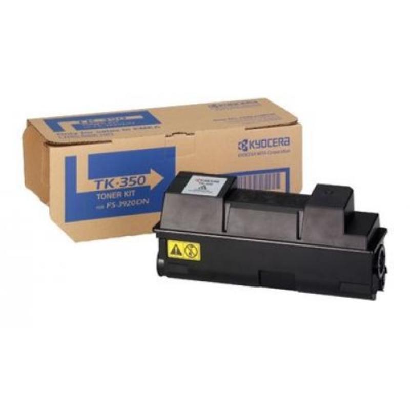Тонер-картридж лазерный Kyocera TK-350 черный оригинальный