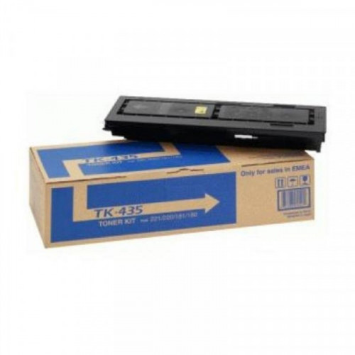 Тонер-картридж лазерный Kyocera TK-435 черный оригинальный