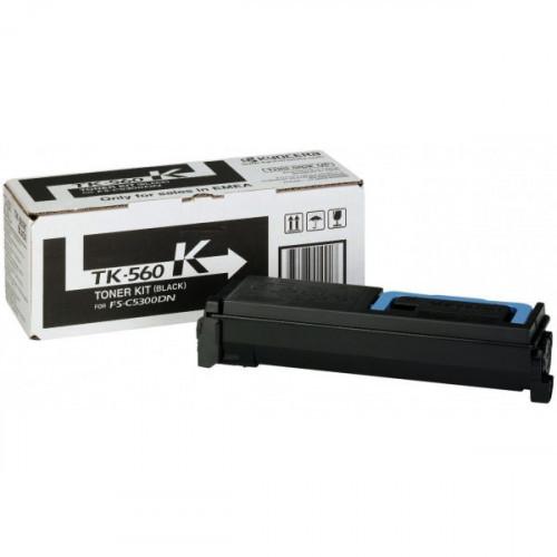 Тонер-картридж лазерный Kyocera TK-560K черный оригинальный