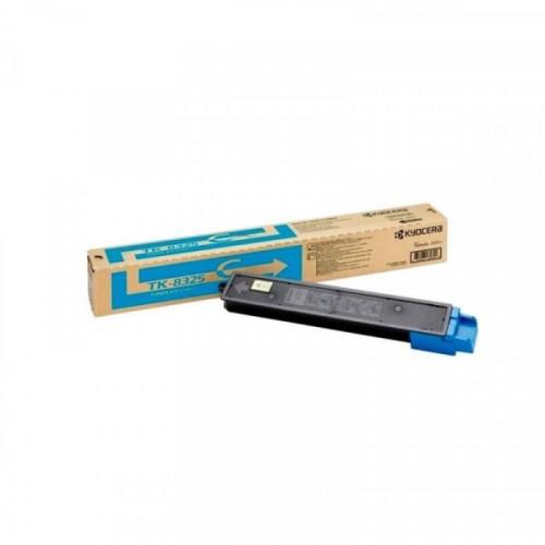 Тонер-картридж лазерный Kyocera TK-8325C голубой оригинальный