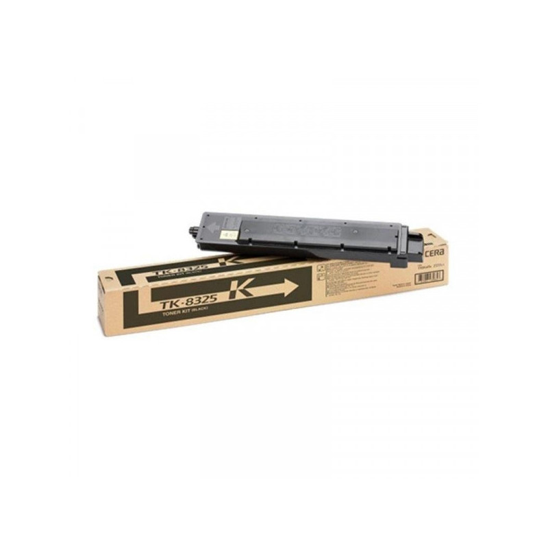 Тонер-картридж лазерный Kyocera TK-8325K черный оригинальный