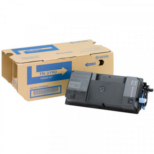Картридж лазерный Kyocera TK-3190 черный для P3055/P3060dn