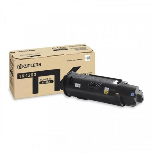 Тонер-картридж Kyocera TK-1200 черный для ECOSYS M2235/P2335/M2735/M2835