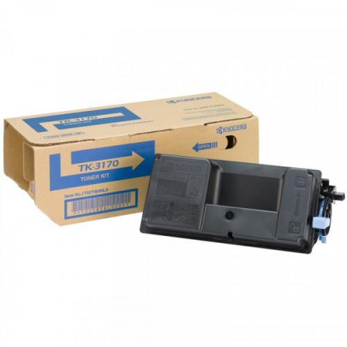 Тонер-картридж Kyocera TK-3170 черный для P3050dn/P3055dn/P3060dn