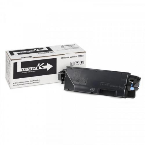 Тонер-картридж Kyocera TK-5150K черный для P6130/6035/7040cdn