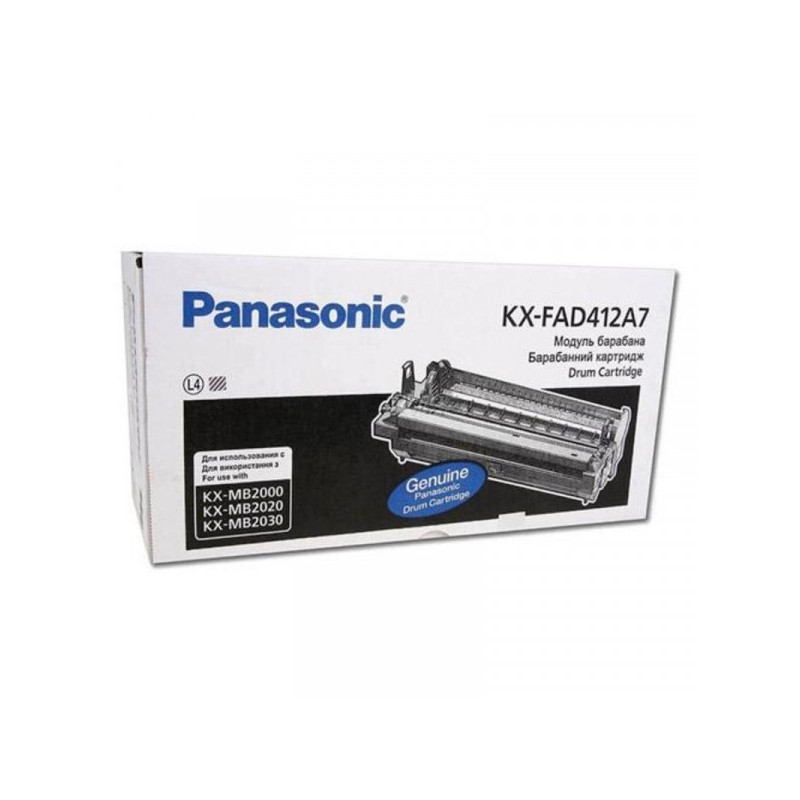 Барабан Panasonic KX-FAD412A черный оригинальный