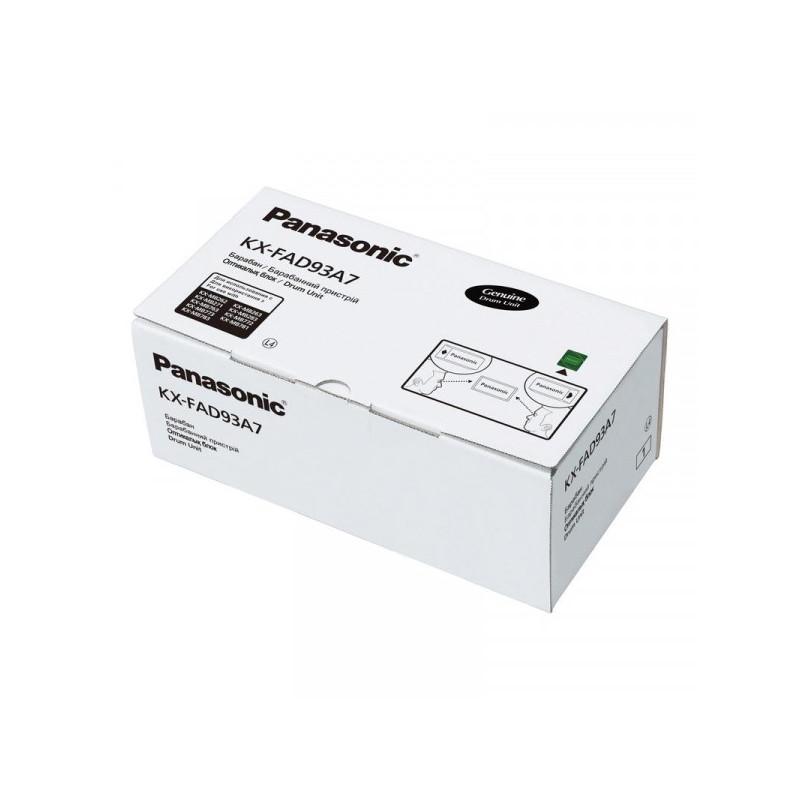 Драм-картридж Panasonic KX-FAD93A7/E черный оригинальный