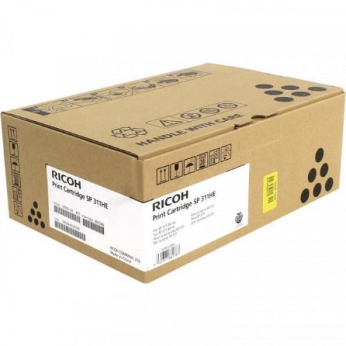 Картридж лазерный Ricoh SP 311HE черный оригинальный