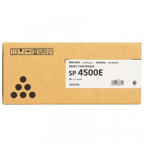 Картридж лазерный Ricoh SP 4500E 407340 черный оригинальный