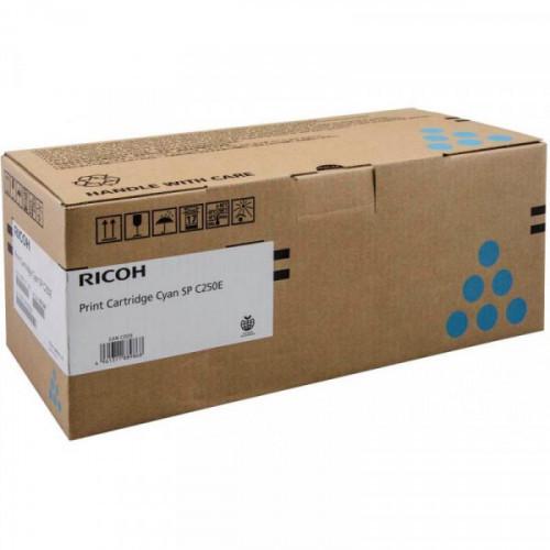 Картридж лазерный Ricoh SP C250E (407544) голубой для SP C250DN/SF