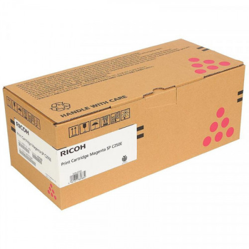 Картридж лазерный Ricoh SP C250E (407545) пурпурный для SP C250DN/SF