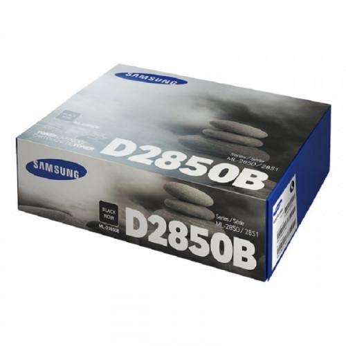 Картридж лазерный Samsung ML-D2850B SU654A оригинальный черный