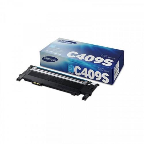 Тонер-картридж Samsung CLT-C409S (SU007A) голубой для CLP-310/315/CLX-3170FN