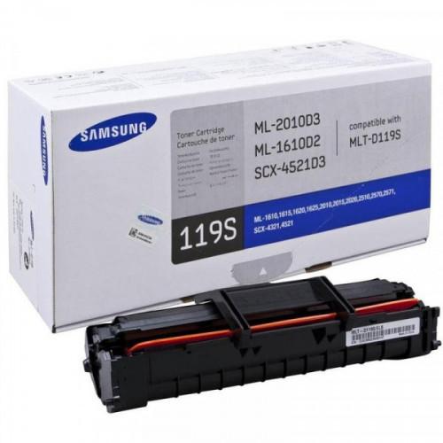 Тонер-картридж Samsung MLT-D119S SU864A черный оригинальный