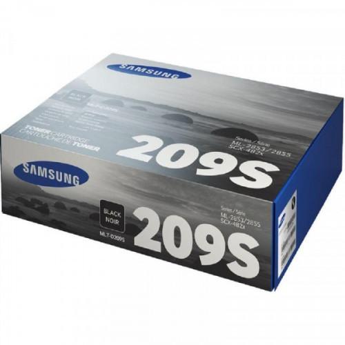 Тонер-картридж Samsung MLT-D209S SV017A черный оригинальный