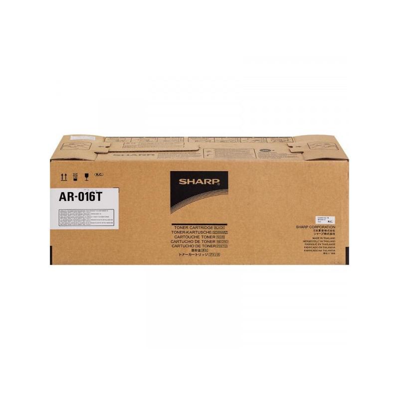 Картридж лазерный Sharp AR016LT черный оригинальный