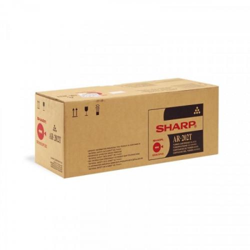 Картридж лазерный Sharp AR202LT черный оригинальный