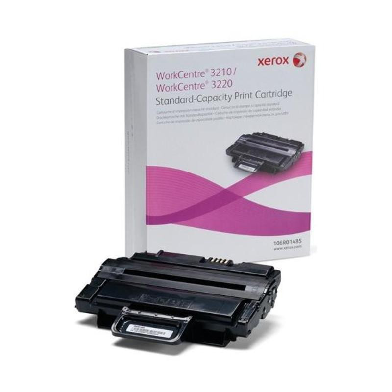 Картридж лазерный Xerox 106R01485 черный оригинальный