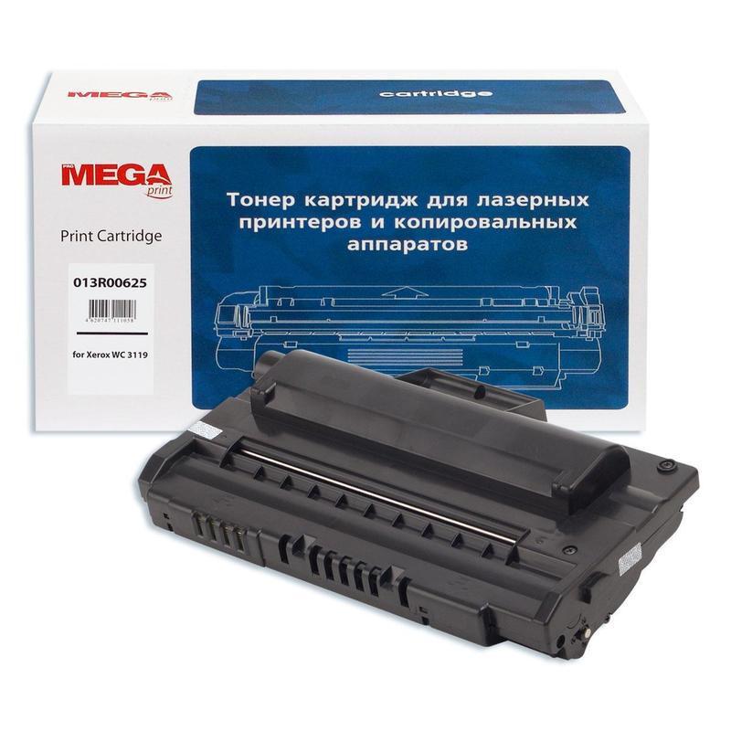 Картридж лазерный Pro Mega 013R00625 черный совместимый