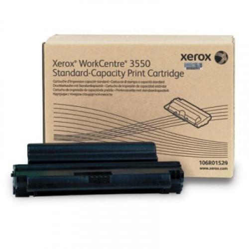 Картридж лазерный Xerox 106R01529 черный оригинальный