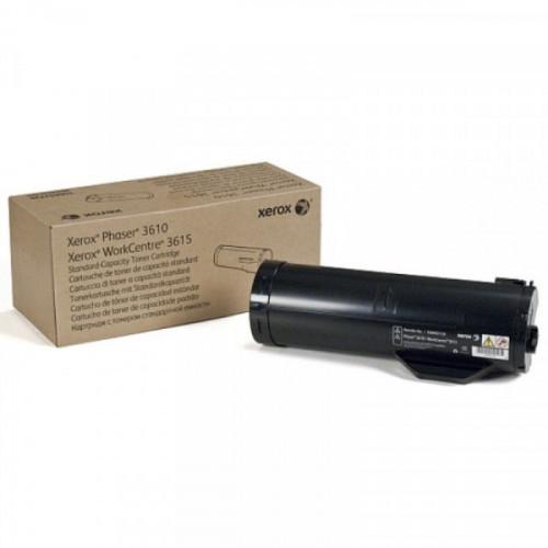 Тонер-картридж Xerox 106R02721 черный для Ph3610/WC3615