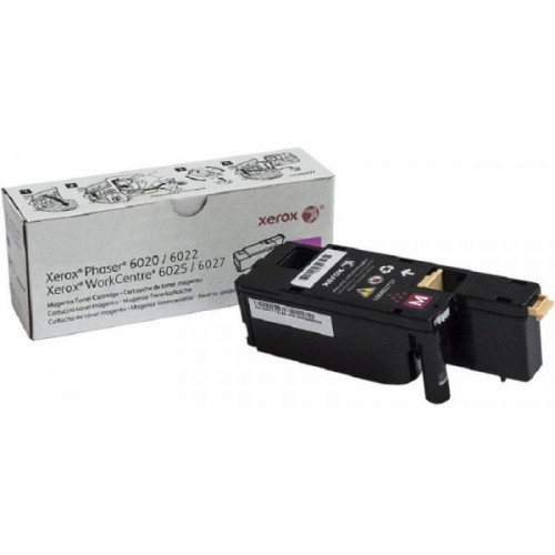 Картридж лазерный Xerox 106R02761 пурпурный оригинальный