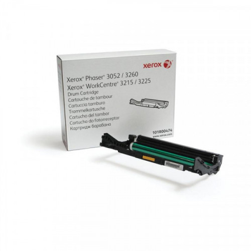 Драм-картридж Xerox 101R00474 черный для Ph 3052/3260, WC 3215/3225
