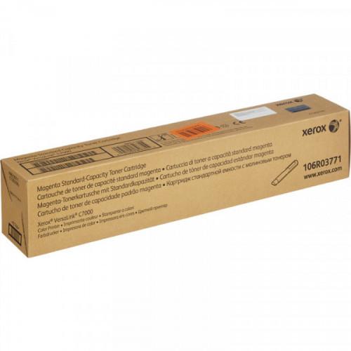 Картридж лазерный Xerox 106R03771 пурпурный для VersaLink C7000N/DN