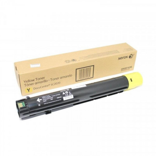 Тонер-картридж Xerox 006R01696 желтый для DocuCentre SC2020