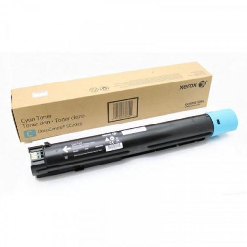 Тонер-картридж Xerox 006R01694 голубой для DocuCentre SC2020