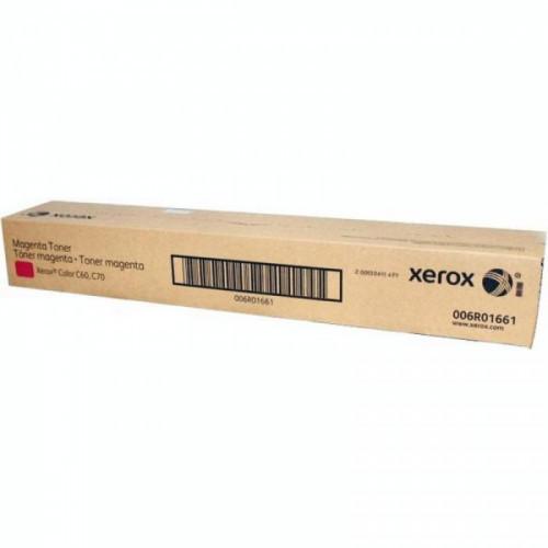 Тонер-картридж Xerox 006R01661 пурпурный для C60/C70
