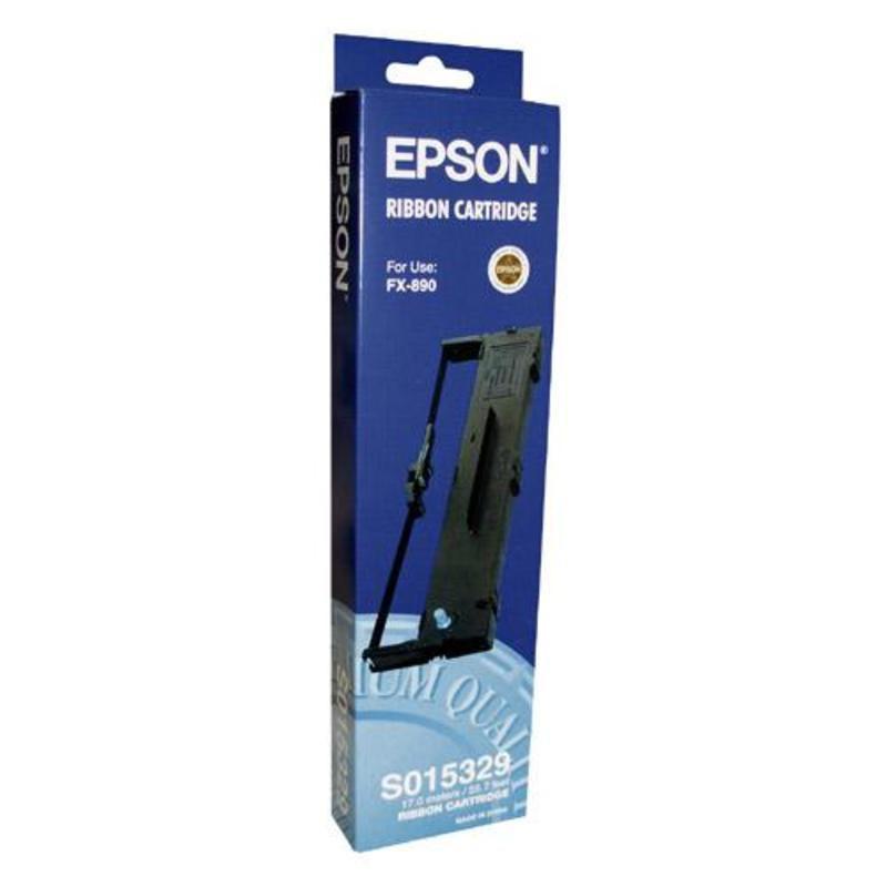 Картридж Epson C13S015329BA черный оригинальный