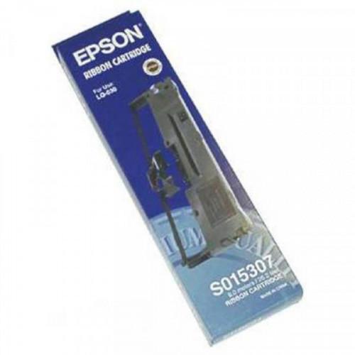 Картридж Epson C13S015307BA черный оригинальный