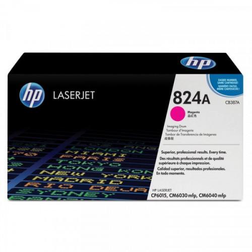 Драм-картридж HP 824A CB387A пурпурный оригинальный
