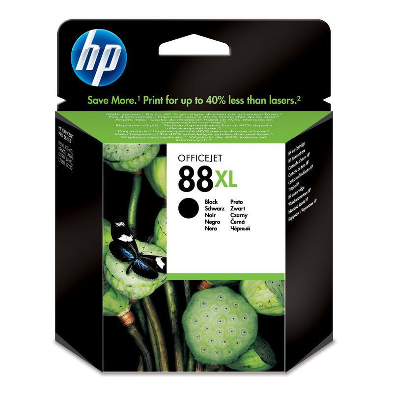 Картридж струйный HP 88XL С9396АЕ черный оригинальный