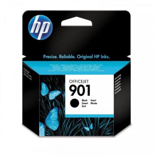 Картридж струйный HP 901 CC653AE черный оригинальный