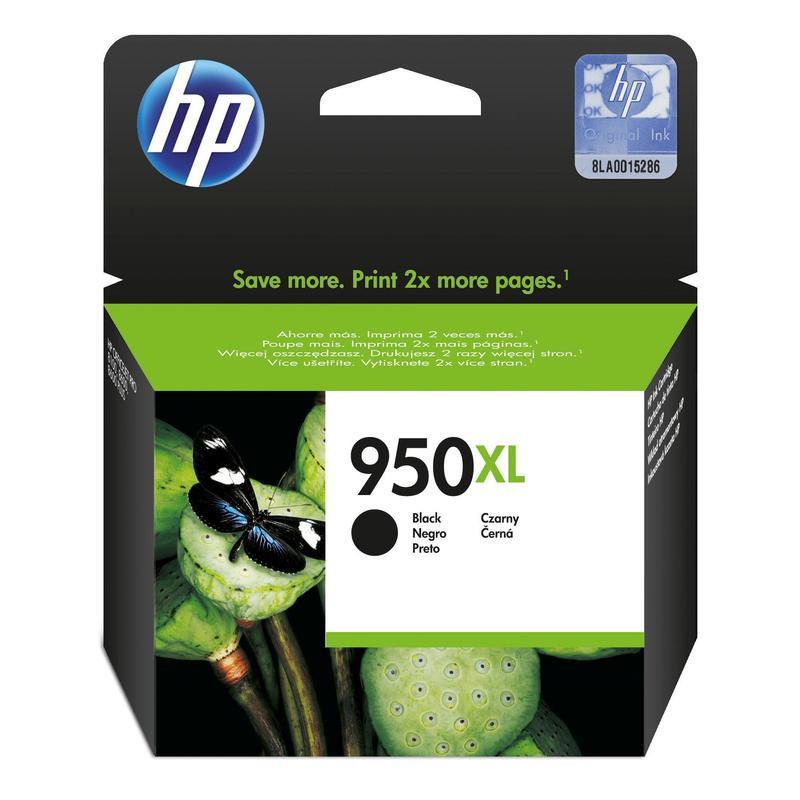 Картридж струйный HP 950XL CN045AE черный оригинальный