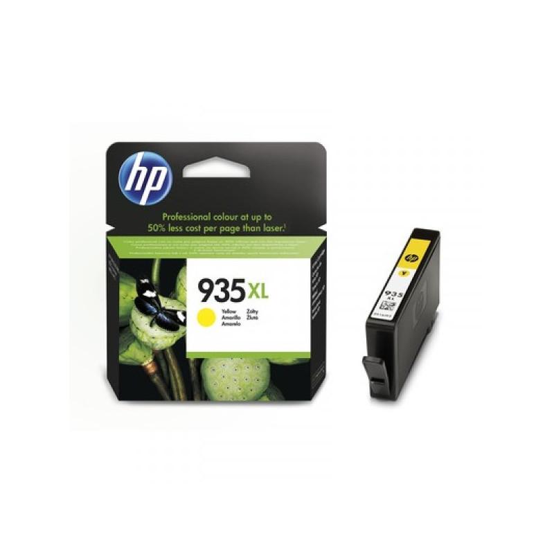 Картридж струйный HP C2P26AE 935XL желтый оригинальный