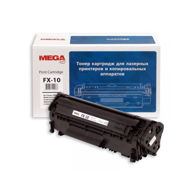 Картридж лазерный Pro Mega FX-10 черный совместимый