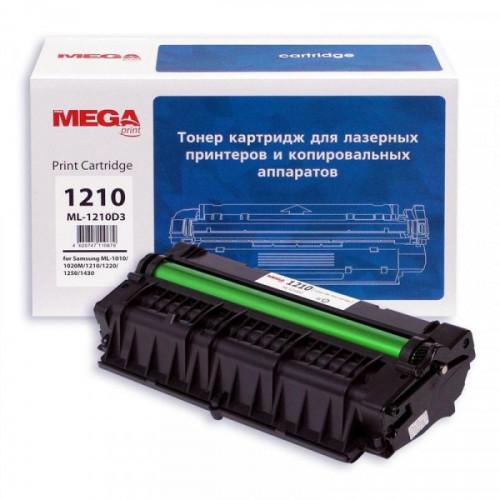 Картридж лазерный Pro Mega ML-1210D3 черный совместимый