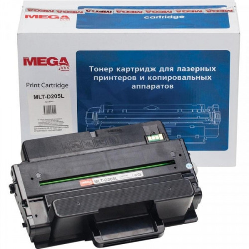 Картридж лазерный Pro Mega MLT-D205L черный совместимый