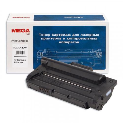 Картридж лазерный Pro Mega SCX-4200A черный совместимый