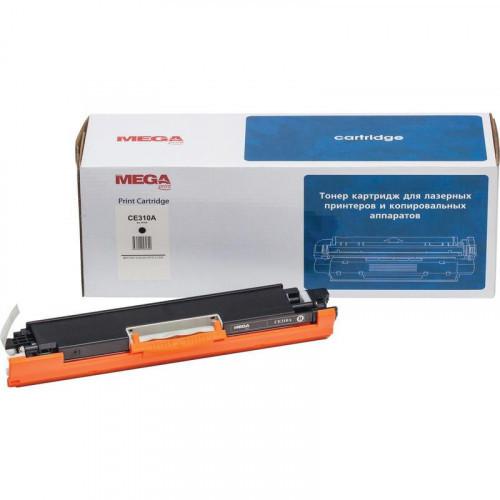 Картридж лазерный MEGA print 126A CE310A черный совместимый