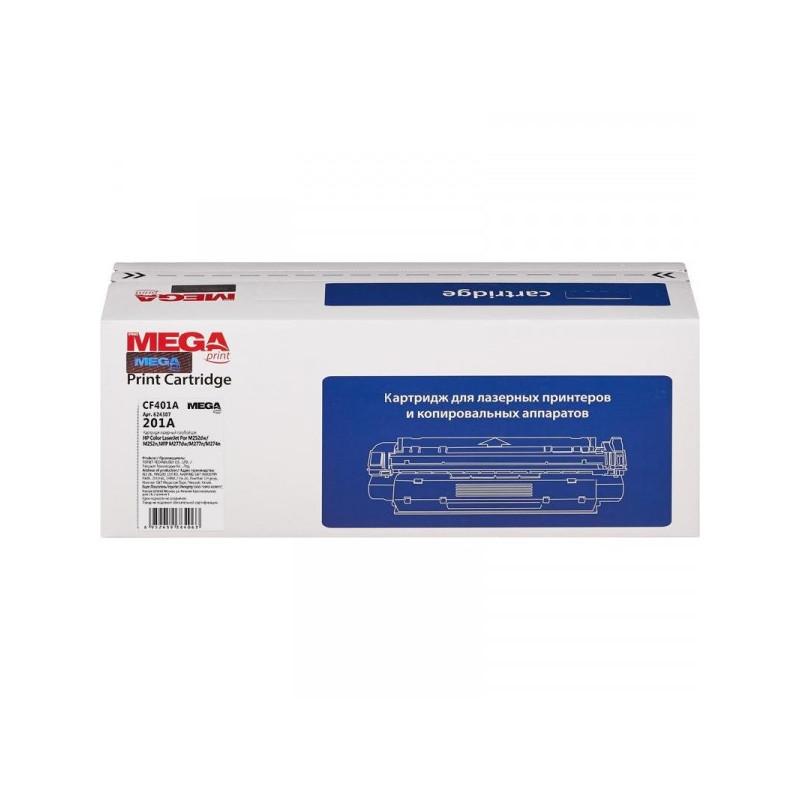 Картридж лазерный ProMEGA Print CF401A голубой совместимый