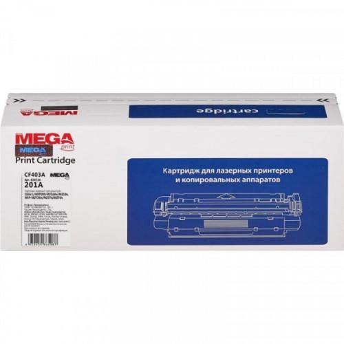 Картридж лазерный ProMEGA Print CF403A пурпурный совместимый