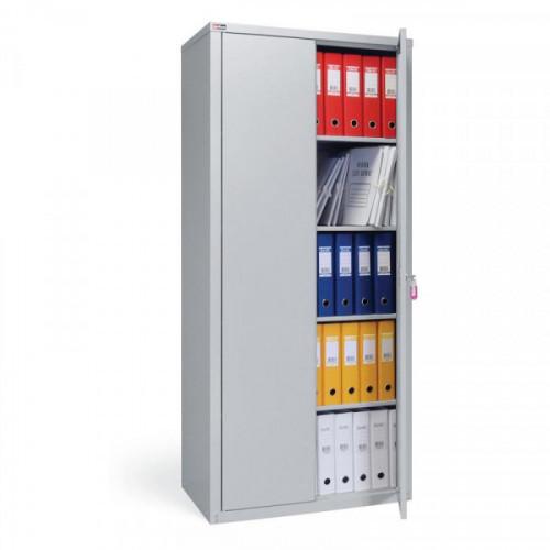 Металлический шкаф архивный КД-152/Б с ключевым замком 800х480х1820 мм