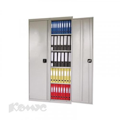 Металлический шкаф для бумаг ШХА-100 (40) 980х385х1850 мм